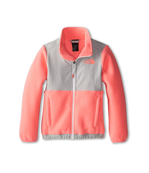 The North Face Kids - Denali Jacket (Little Kids/Big Kids) (Recycled Sugary Pink) Girl's Coat