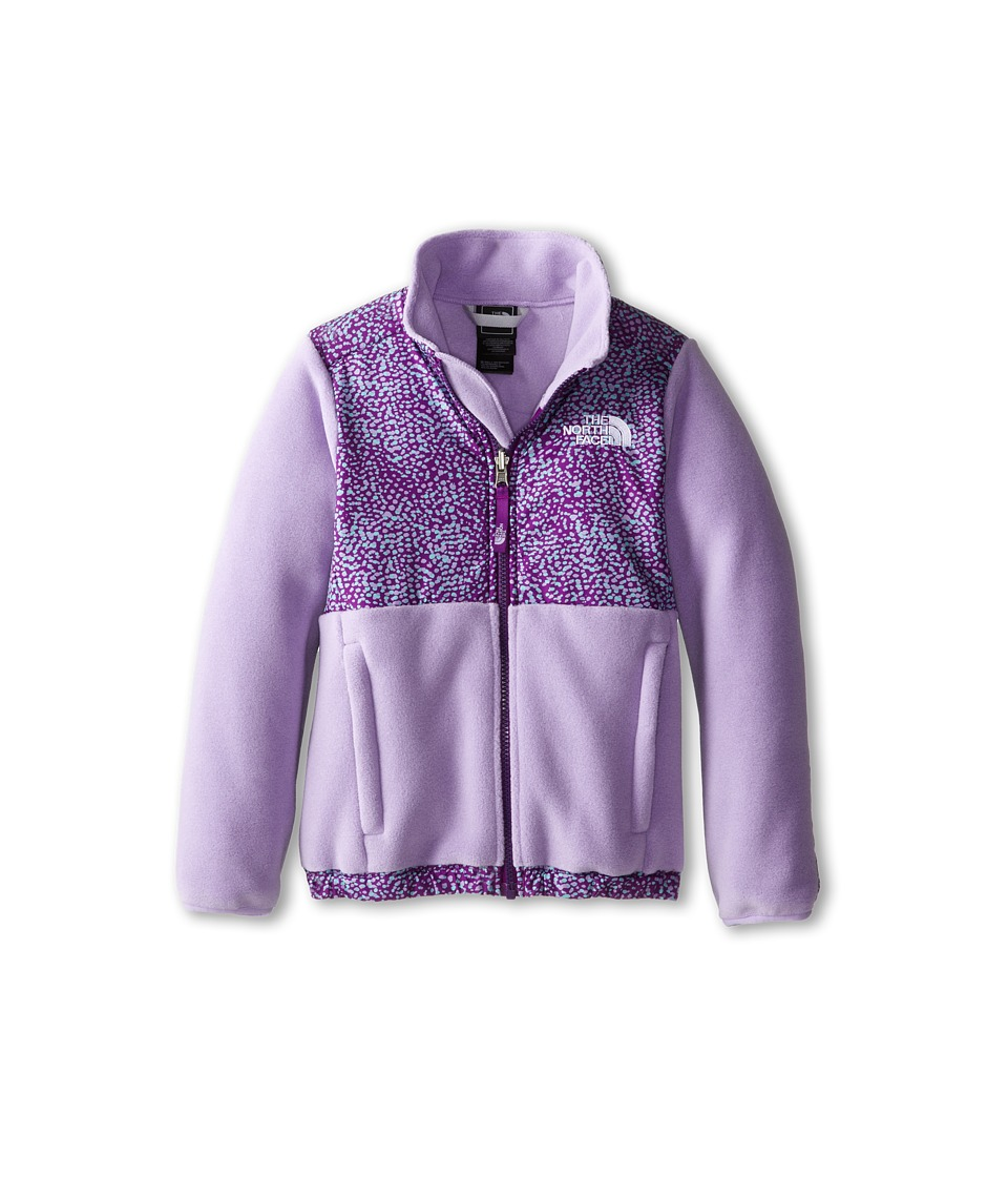 The North Face Kids - Denali Jacket (Little Kids/Big Kids) (Recycled Violet Tulip Purple) Girl's Coat