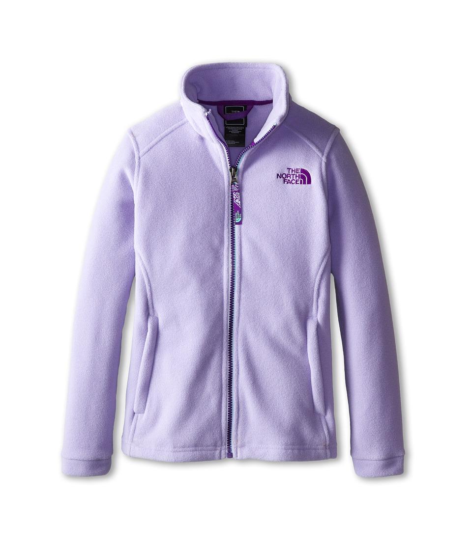 The North Face Kids - McKhumbu Jacket (Little Kids/Big Kids) (Violet Tulip Purple) Girl's Coat
