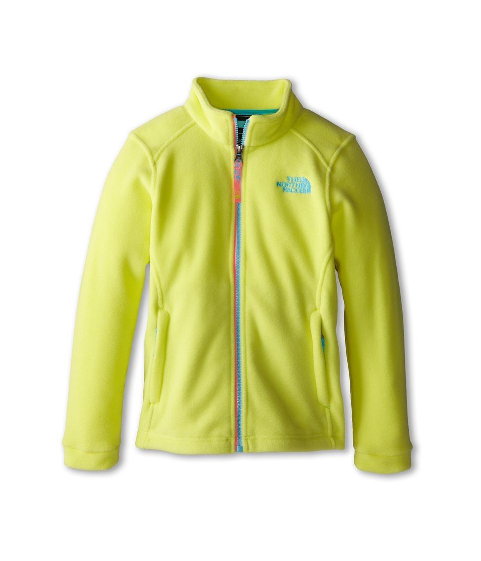 The North Face Kids - McKhumbu Jacket (Little Kids/Big Kids) (Hamachi Yellow) Girl's Coat