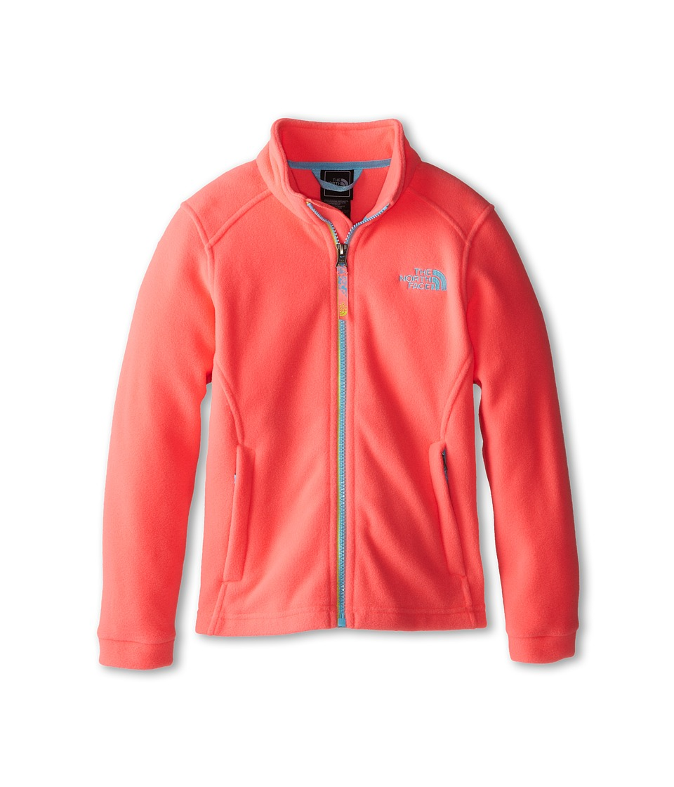 The North Face Kids - McKhumbu Jacket (Little Kids/Big Kids) (Sugary Pink) Girl's Coat