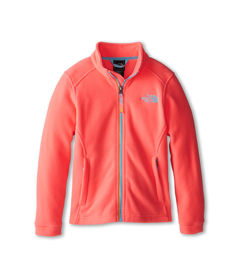 The North Face Kids - McKhumbu Jacket (Little Kids/Big Kids) (Sugary Pink) Girl's Coat
