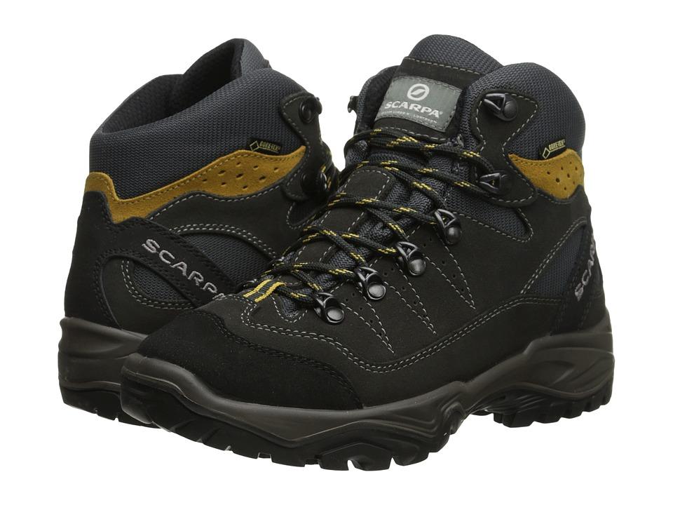 Scarpa - Mistral GTX(r) (Anthracite/Senape) Men's Hiking Boots