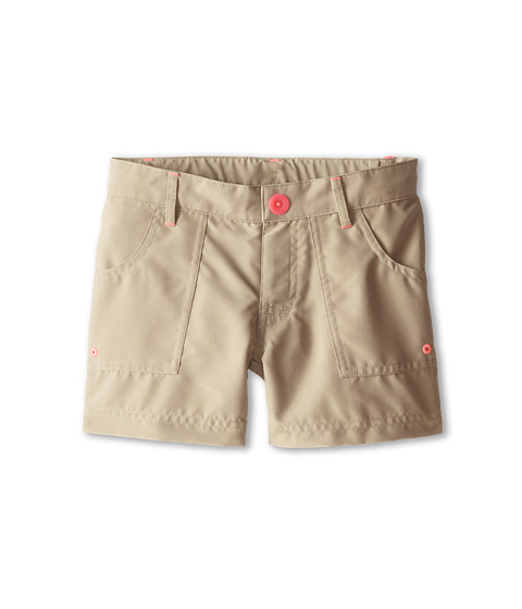 The North Face Kids - Argali Hike/Water Short (Little Kids/Big Kids) (Dune Beige) Girl's Shorts