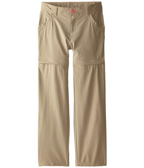The North Face Kids - Argali Convertible Hike Pant (Little Kids/Big Kids) (Dune Beige) Girl