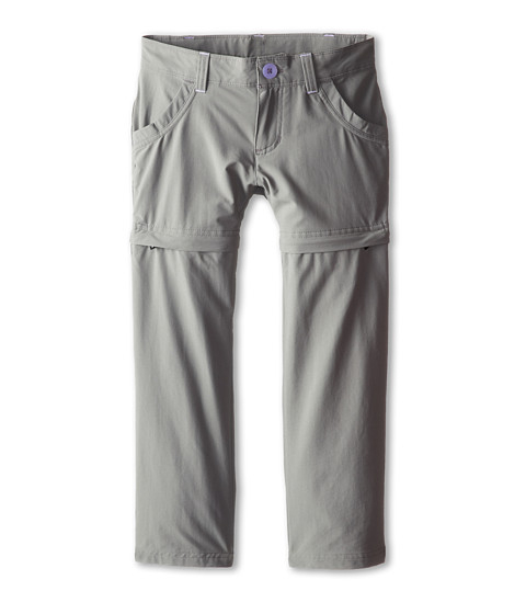 The North Face Kids - Argali Convertible Hike Pant (Little Kids/Big Kids) (Pache Grey) Girl