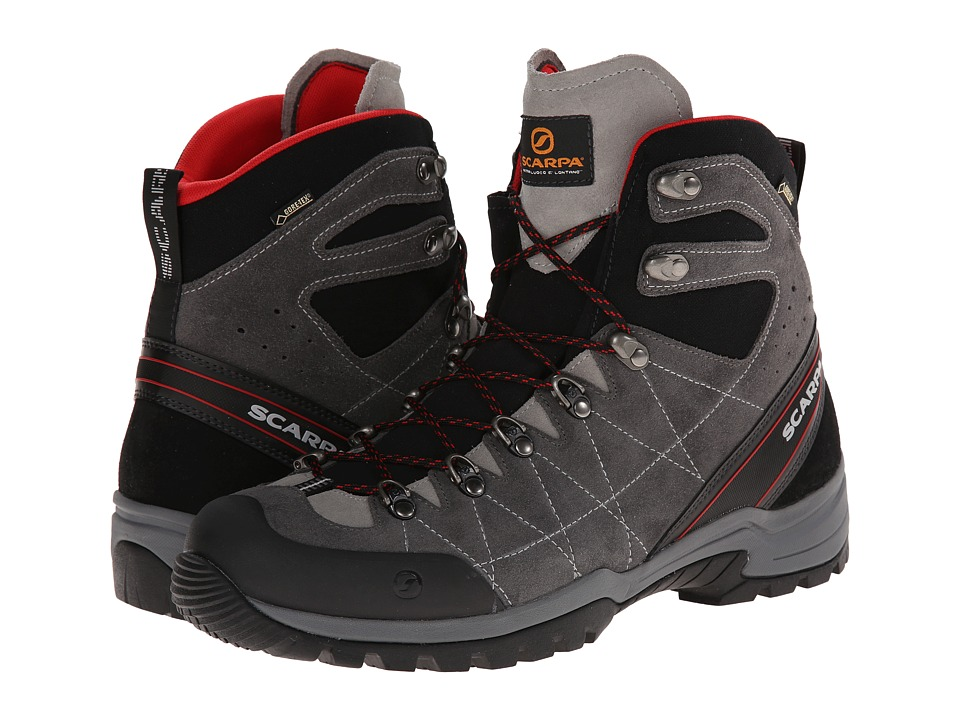 Scarpa - R-Evolution GTX (Shark/Oyster) Men's Shoes