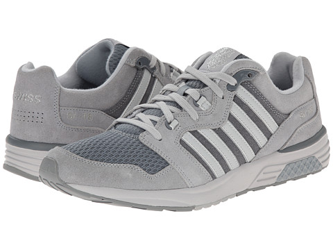 K-Swiss - SI-18 Rannell 2 (Quarry/Lunar Rock/Griffin) Men's Shoes