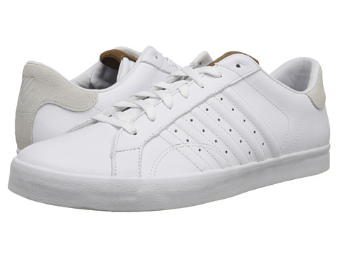 K-Swiss - Belmont (White/Bone) Men