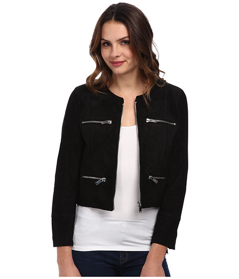 Chaser - Classic Coco Jacket (Black) Women's Coat