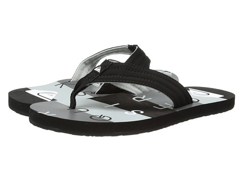 Quiksilver - Basis (Grey/Black/Grey) Men's Sandals