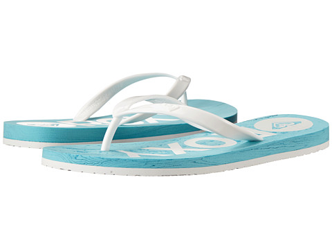 Roxy - Kiwi (Blue/White) Women's Sandals