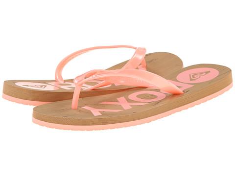 Roxy - Kiwi (Coral) Women's Sandals
