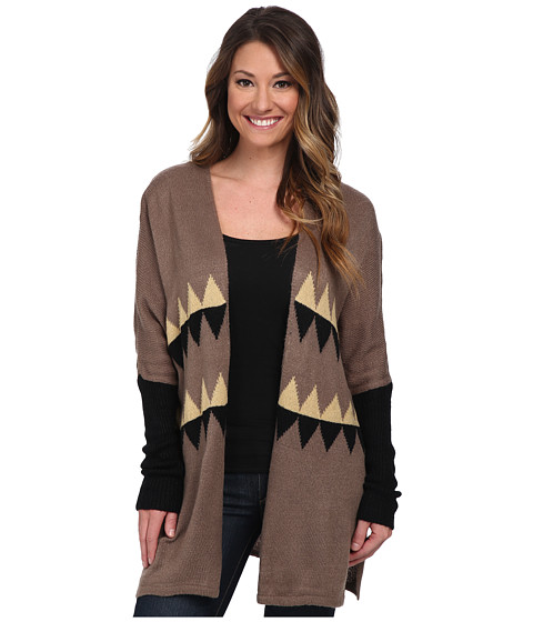 O'Neill - Amalia Sweater (Deep Taupe) Women's Sweater