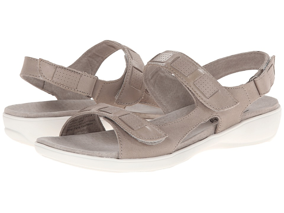 Trotters Grace (Light Grey Veg Calf Leather) Women
