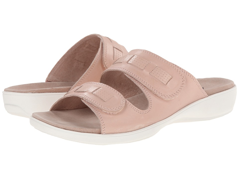 Trotters - Gabby (Pale Pink Veg Calf Leather) Women