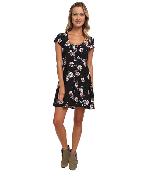 O'Neill - Betty Dress (Black) Women's Dress