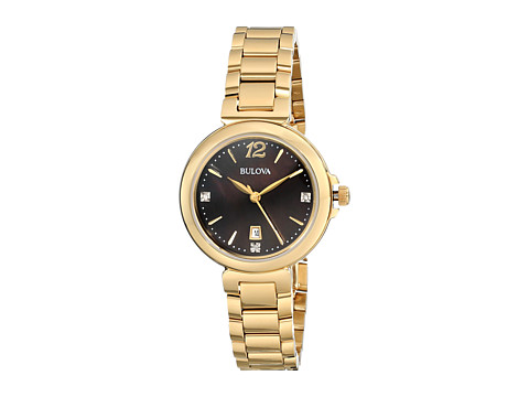 Bulova - Ladies Casual - 97P107 (Yellow) Dress Watches