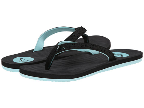Roxy - Coral (Black) Women's Sandals