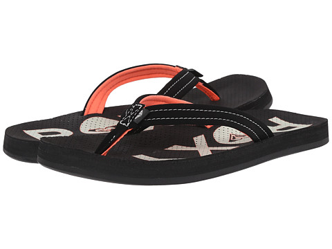 Roxy - Coast (Black) Women's Sandals