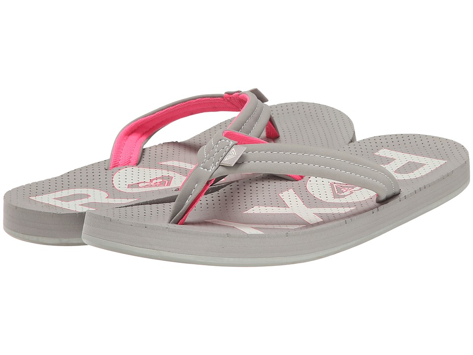 Roxy - Coast (Light Grey) Women's Sandals