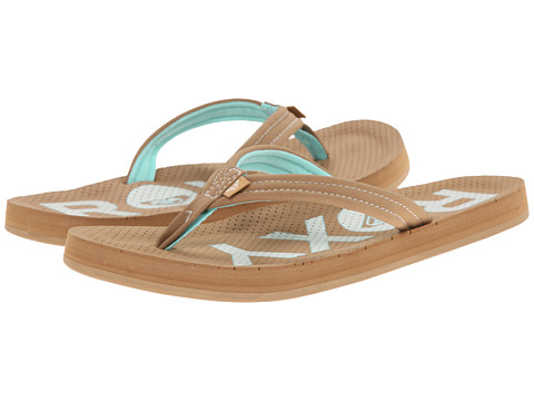 Roxy - Coast (Tan) Women's Sandals