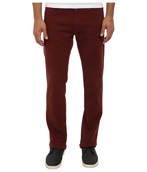 Agave Denim - Rocker Glove Touch Flex Pant in Red Mahogany (Red Mahogany) Men
