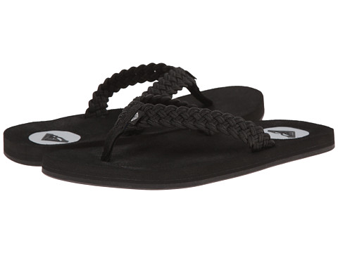 Roxy - Crescent (Black) Women's Sandals