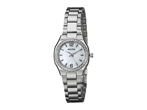 Bulova - Ladies Dress - 96R199 (White) Dress Watches