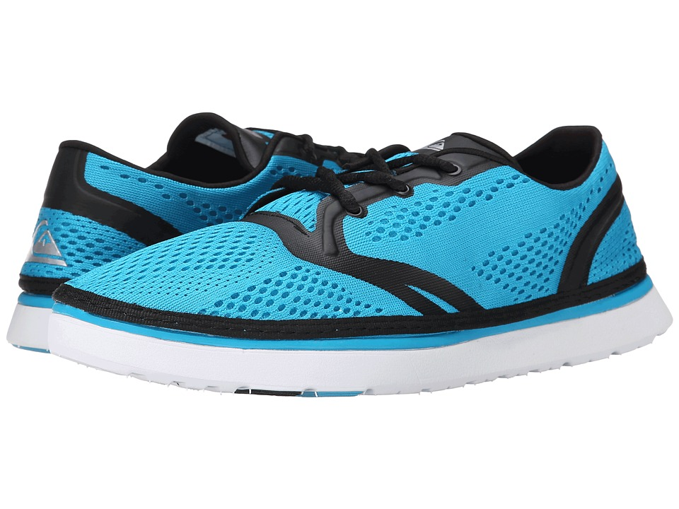 Quiksilver - AG47 Amphibian Shoe (Blue/Black/White) Men