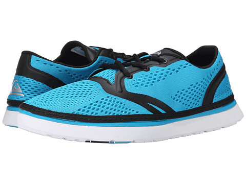 Quiksilver - AG47 Amphibian Shoe (Blue/Black/White) Men's Shoes