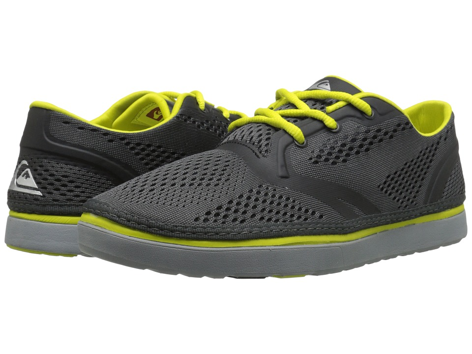 Quiksilver - AG47 Amphibian Shoe (Grey/Green/Grey) Men's Shoes
