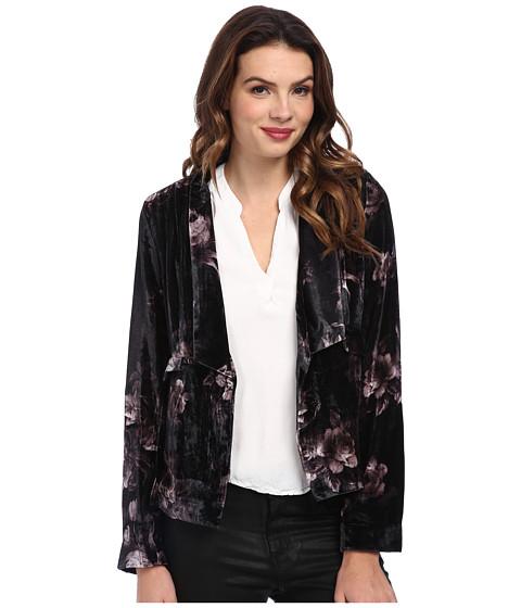 Chaser - Velvet Blazer (Floral) Women's Jacket