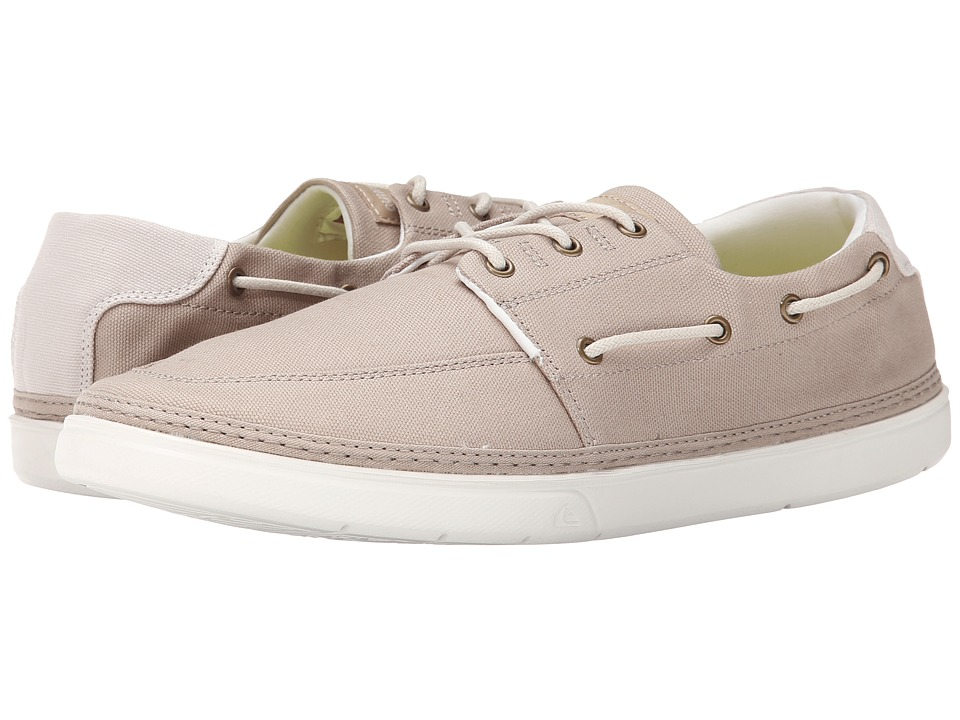 Quiksilver - Surfside (Tan - Solid) Men's Shoes