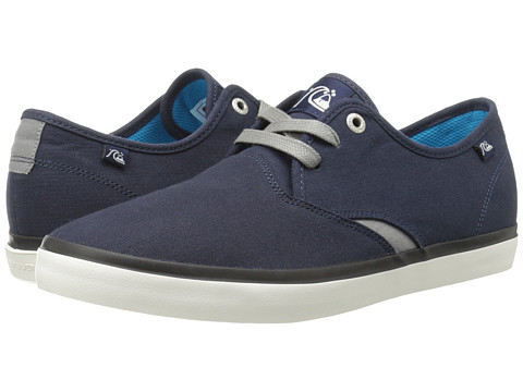 Quiksilver - Shorebreak (Blue/Blue/White) Men's Shoes