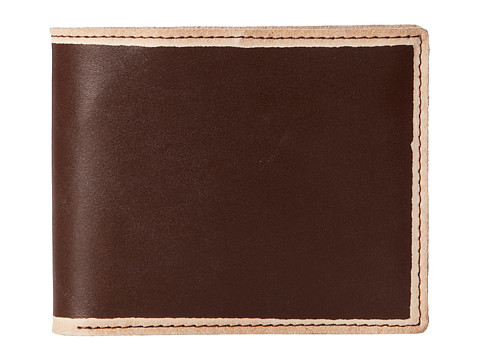 Bill Adler 1981 - Jelly Bean Billfold (Brown) Bill-fold Wallet