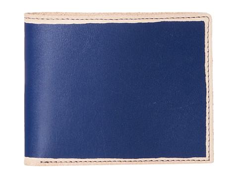 Bill Adler 1981 - Jelly Bean Billfold (Navy) Bill-fold Wallet