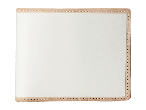 Bill Adler 1981 - Jelly Bean Billfold (White) Bill-fold Wallet