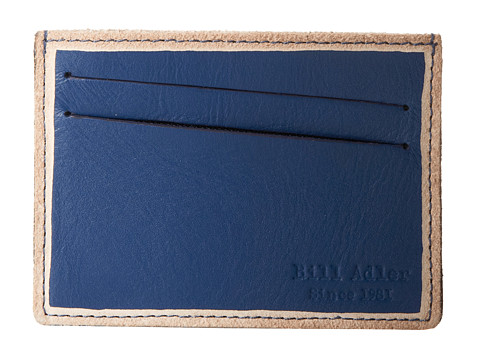 Bill Adler 1981 - Jelly Bean Card Case (Navy) Credit card Wallet