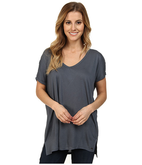 O'Neill - Dawn Top (Slate) Women's T Shirt