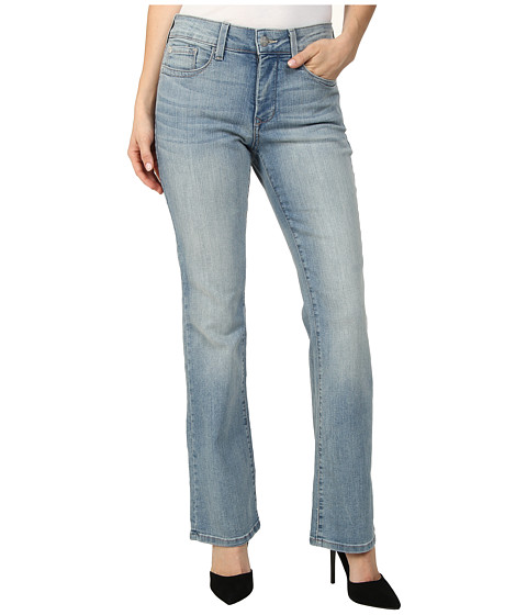 NYDJ Petite - Petite Billie Mini Boot in Manhattan Beach (Manhattan) Women's Jeans