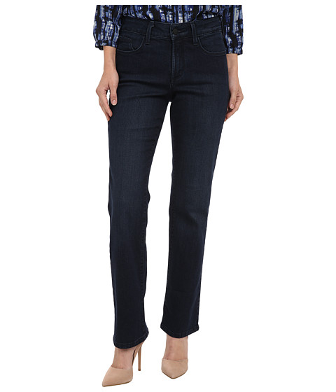 NYDJ Petite - Petite Marilyn Straight in Newburgh (Newburgh) Women's Jeans
