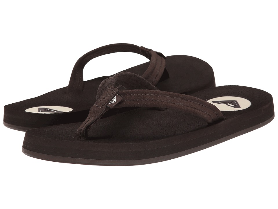 Roxy - Solana '15 (Chocolate) Women's Sandals