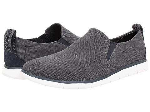 UGG - Conley (Imperial Canvas) Men's Slip on Shoes