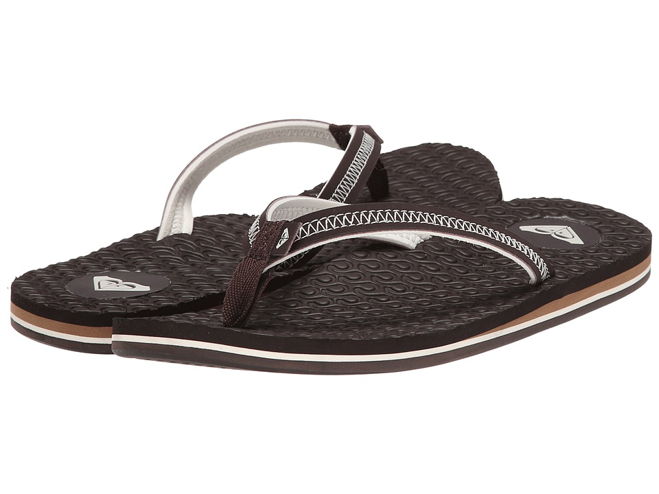 Roxy - Lava (Chocolate) Women's Sandals