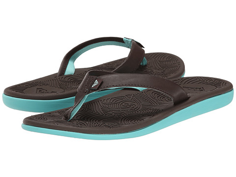 Roxy - Hail (Chocolate) Women's Sandals