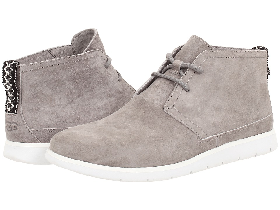 UGG - Freamon (Seal Suede) Men's Lace-up Boots