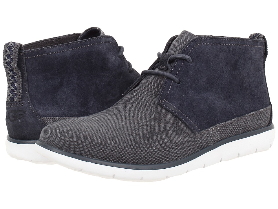 UGG - Freamon (Imperial Canvas) Men's Lace-up Boots