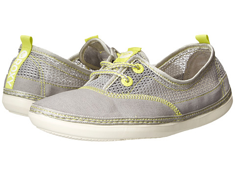 Roxy - Cruise (Grey) Women's Slip on Shoes