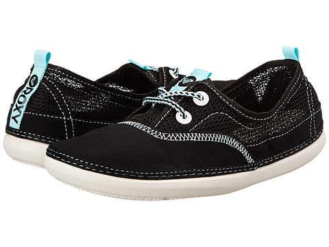 Roxy - Cruise (Black) Women's Slip on Shoes